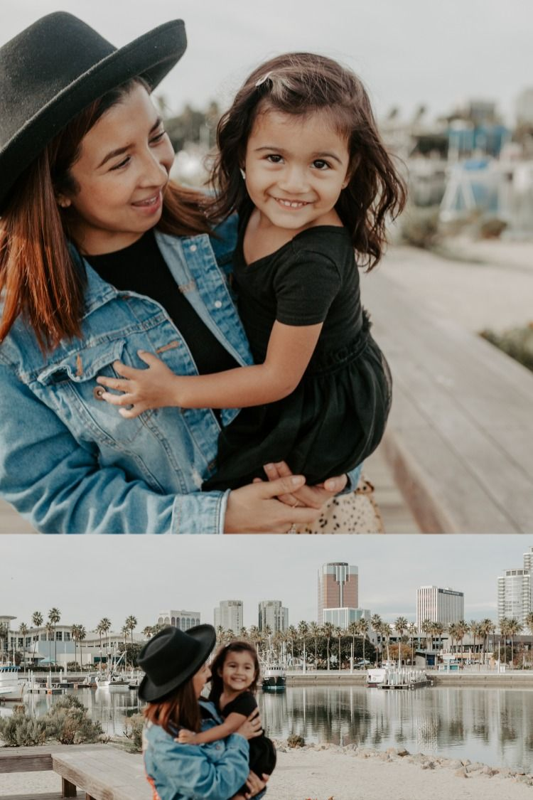 #motherdaughter #motherdaughterphotoshoot #longbeachca #coastalphotoshoot