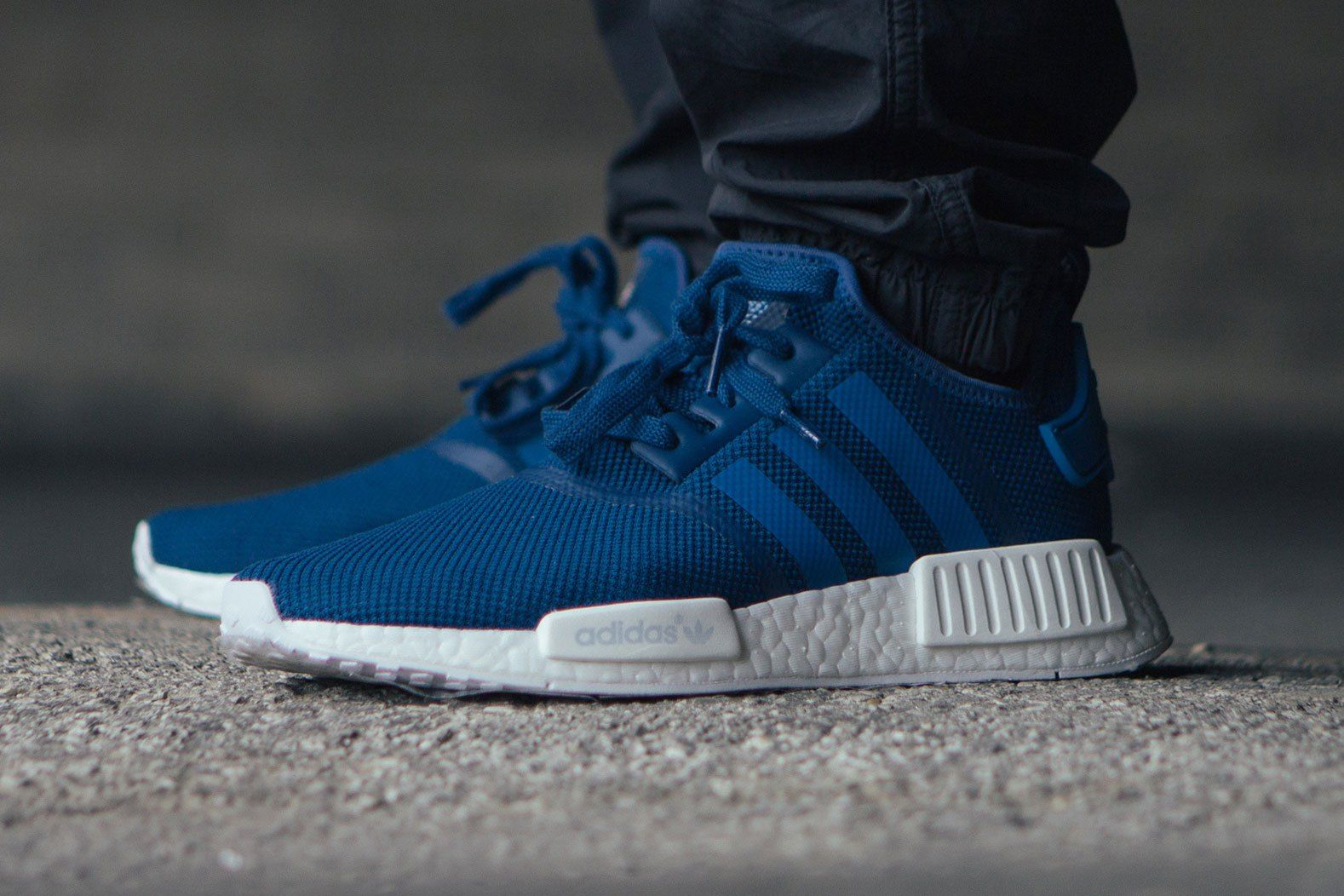 Blue Covers The Latest adidas NMD R1 • KicksOnFire.com