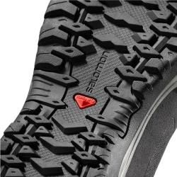 Photo of Salomon women's hiking shoes Ellipse Freeze Cs Wp, size 39? in gray SalomonSalomon