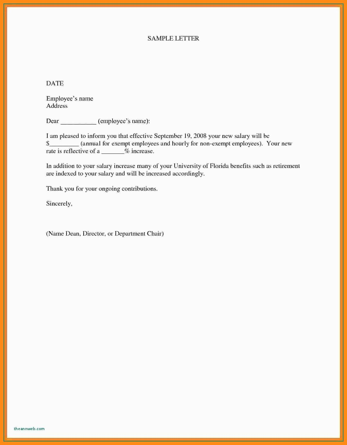 Salary Increase Request Letters Elainegalindo Throughout Request
