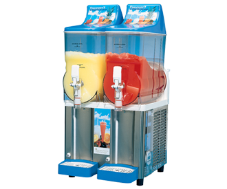 Frozen Drink Machine Comes With Tropical Flavors Such As