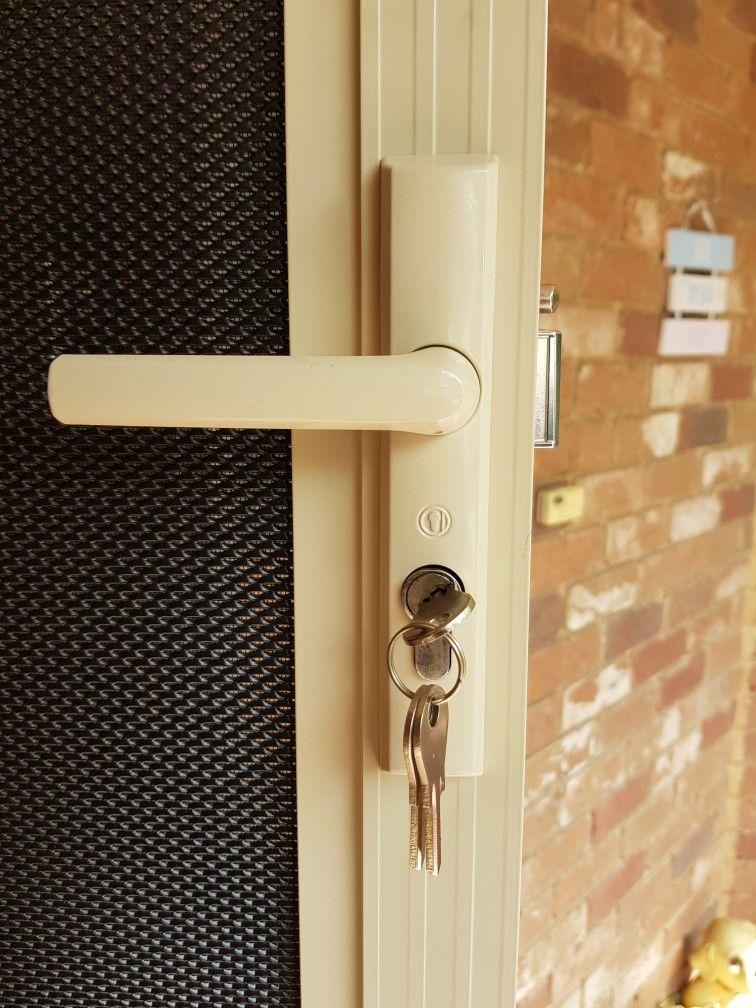 Austral lock & Austral lock | security door | Pinterest | Security door and Doors