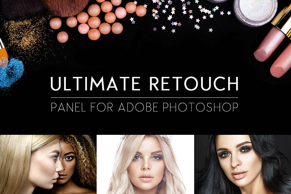 The Ultimate Retouch Panel  With Images