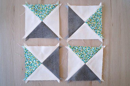 Patchwork Dreiecke Nahen Patchwork Patchwork Muster Dreiecke Patchwork Muster Decke