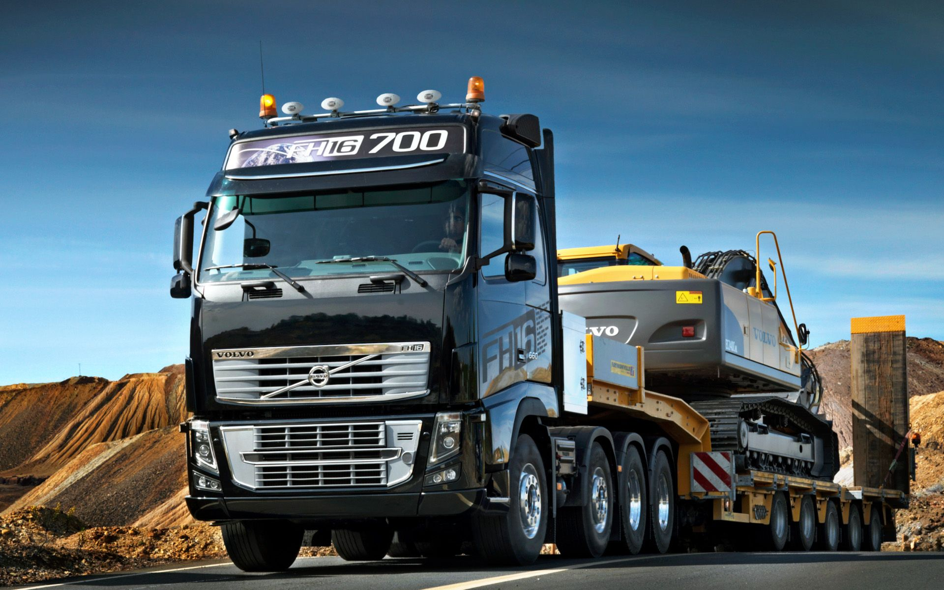 analysis of volvo trucks Volvo vision 2020 cars are driven by people the guiding principle behind everything we make at volvo, therefore, is and must remain - safety.