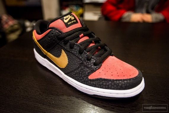 low priced 5abae a6df2 NIke SB Dunk Low X Brooklyn Projects