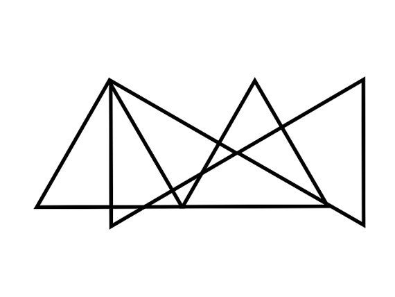 Possible string art pattern
