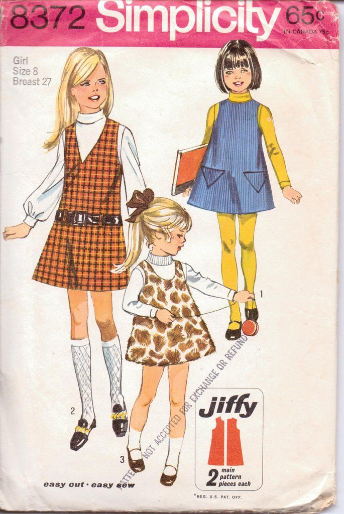 children sewing patterns vintage - Yahoo Search Results Yahoo Image ...