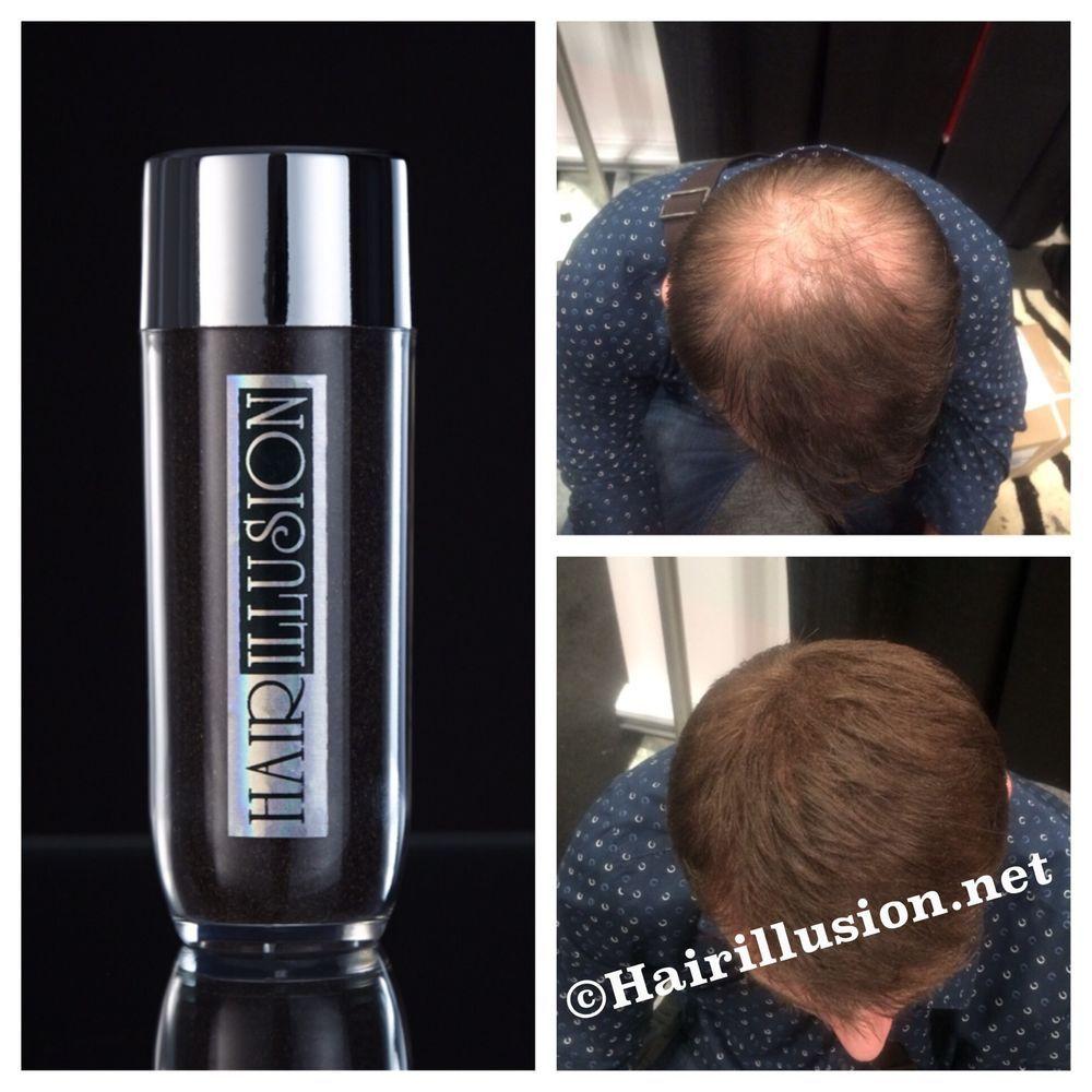 Hair illusion g not toppik caboki xfusion hair concealer hair