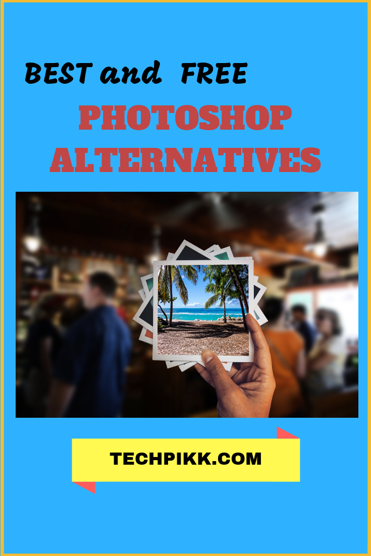 Best Free Photoshop Alternatives, a collection of variety of