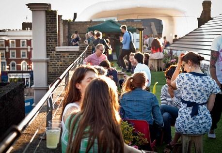 Bootstrap Bar On The Rooftop Best Rooftop Bars Rooftop Bar Rooftop