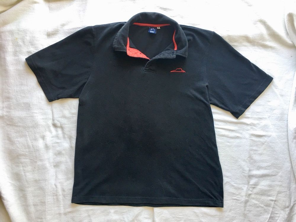 Medium Pizza Hut Employee Polo Uniform Shirt eBay