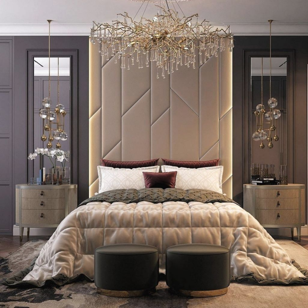 The Best Modern Bedroom Furniture To Get Luxury Accent Furniture For Bedroom Is Ideally A Good Invest Yatak Odasi Ic Tasarimi Yatak Odasi Ic Mekan Ic Tasarim