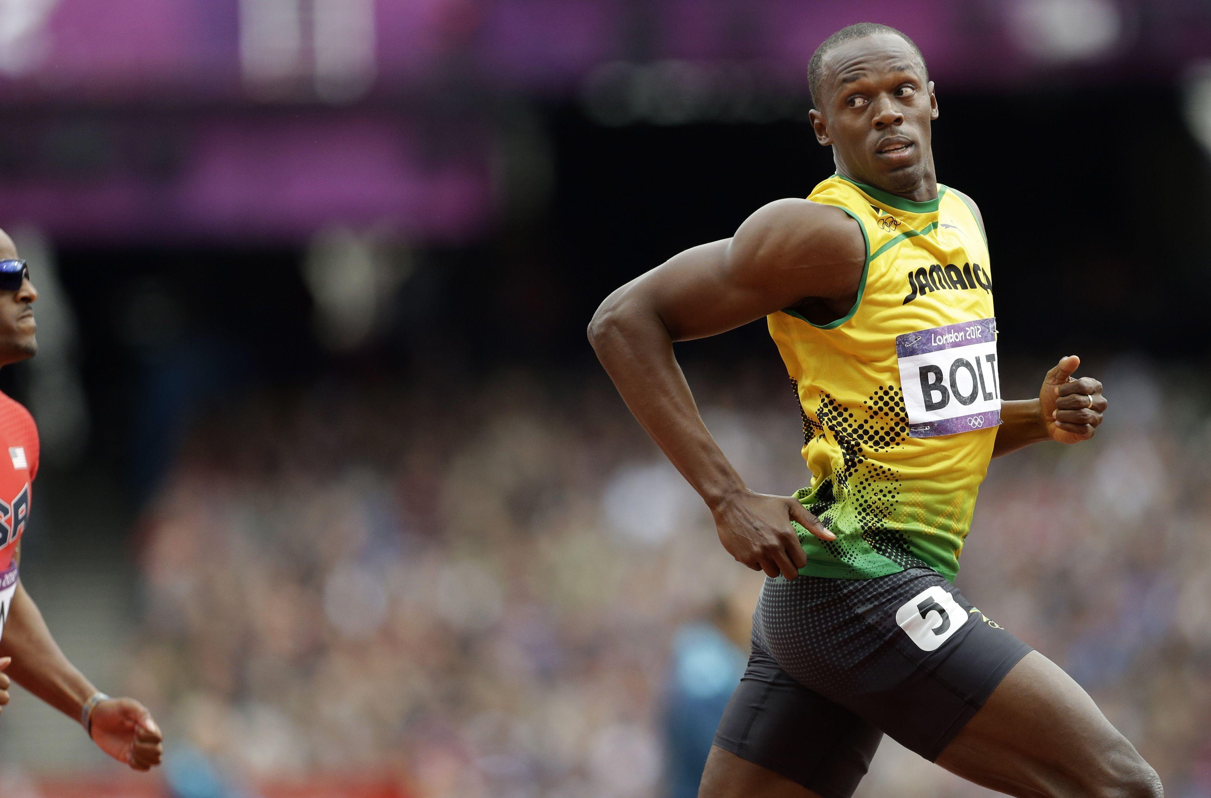 11 Usain Bolt Hd Wallpapers Backgrounds Wallpaper Abyss Usain Bolt Usain Bolt Facts Usain Bolt Pictures