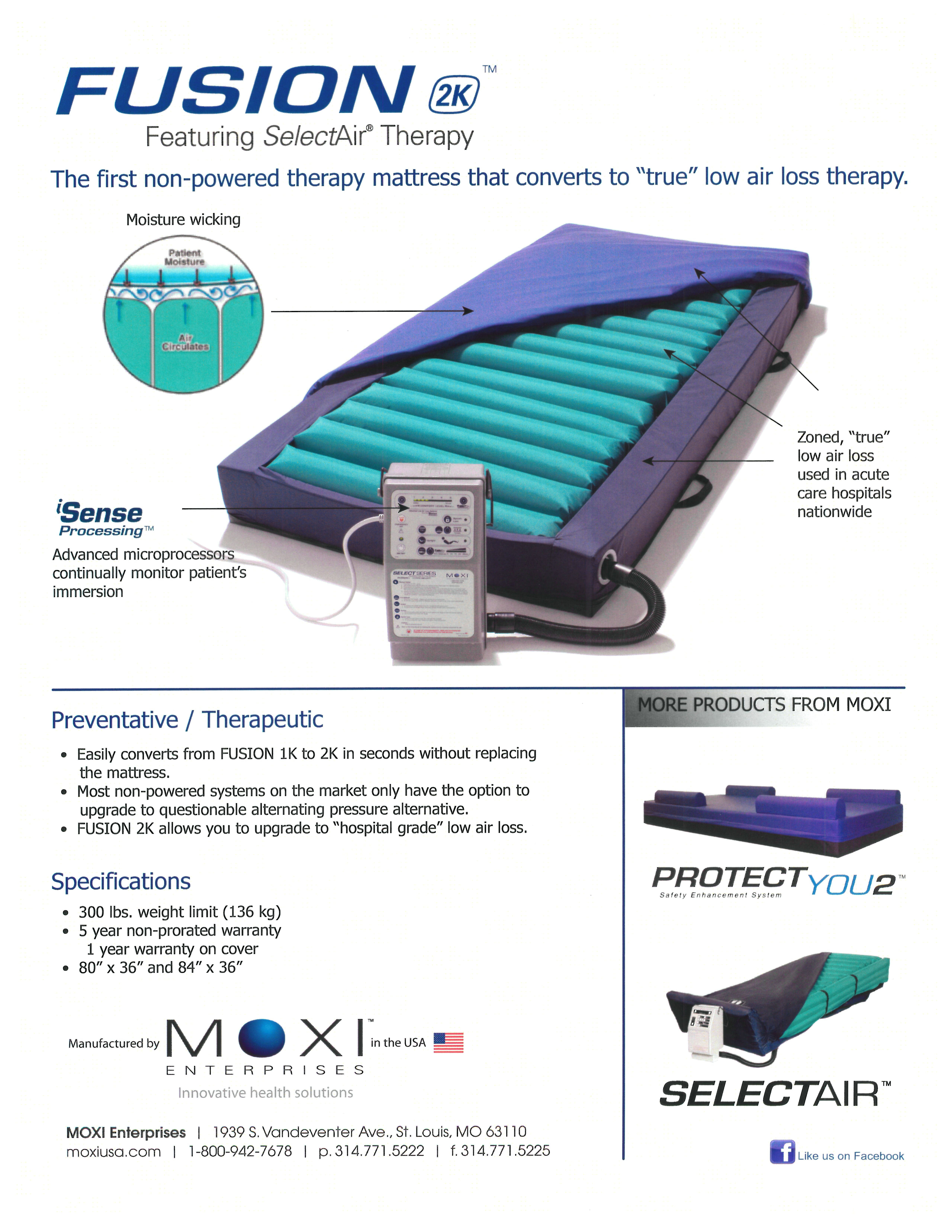 moxi fusion 2k medical mattress moxi fusion 1k xc 2k pinterest