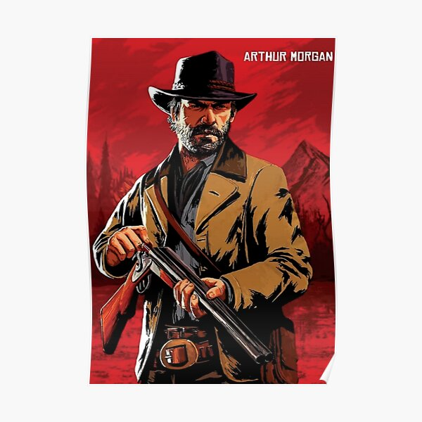 Millions Of Unique Designs By Independent Artists Find Your Thing Red Dead Redemption Artwork Red Dead Redemption Art Red Dead Redemption