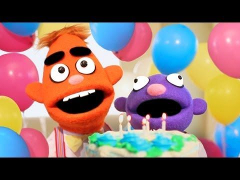 ITS YOUR BIRTHDAY Birthday Song Kids Songs – Cbeebies Birthday Cards Youtube
