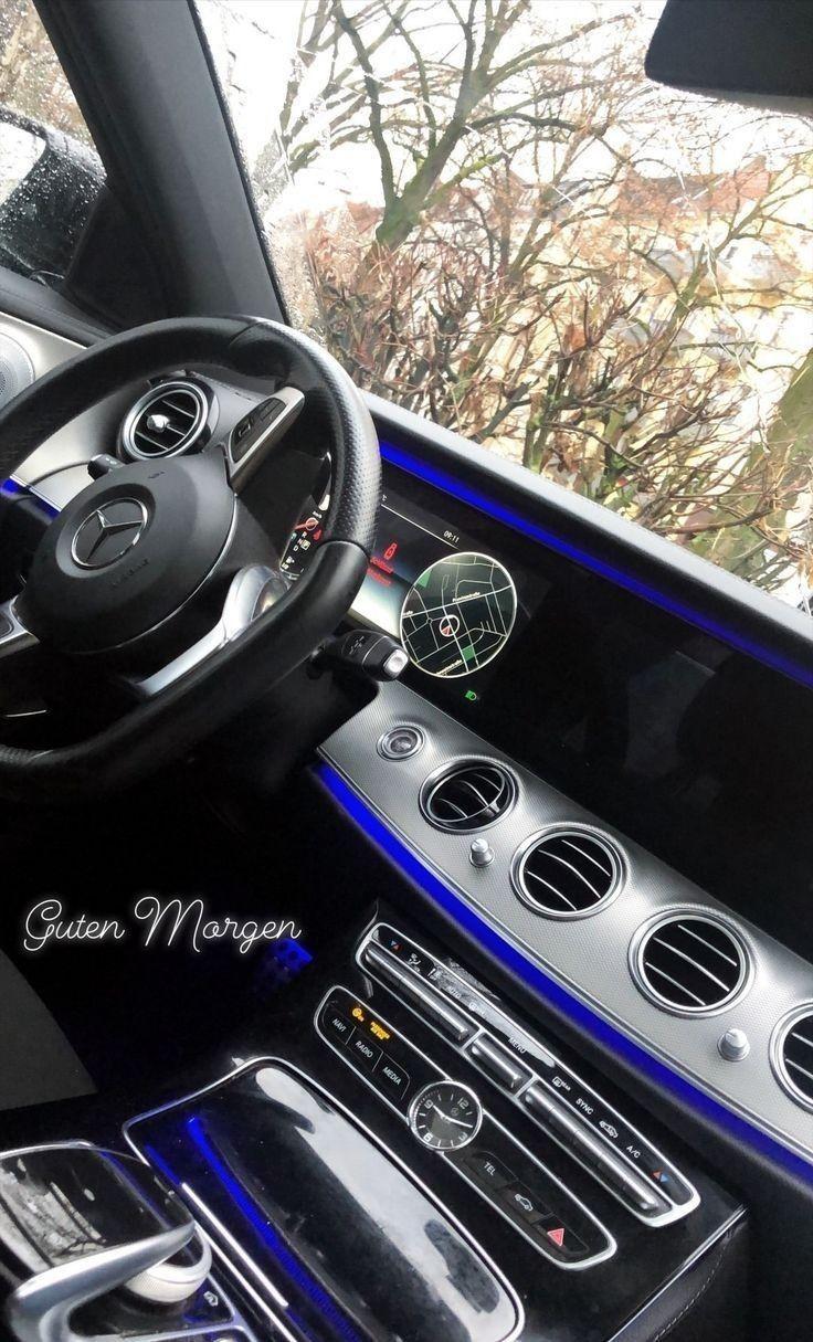 Mercedes S-Class, Good morning