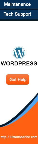 WordPress Tech Support – Urgent and emergency WordPress help