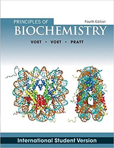 Biochemistry by donald voet pdf