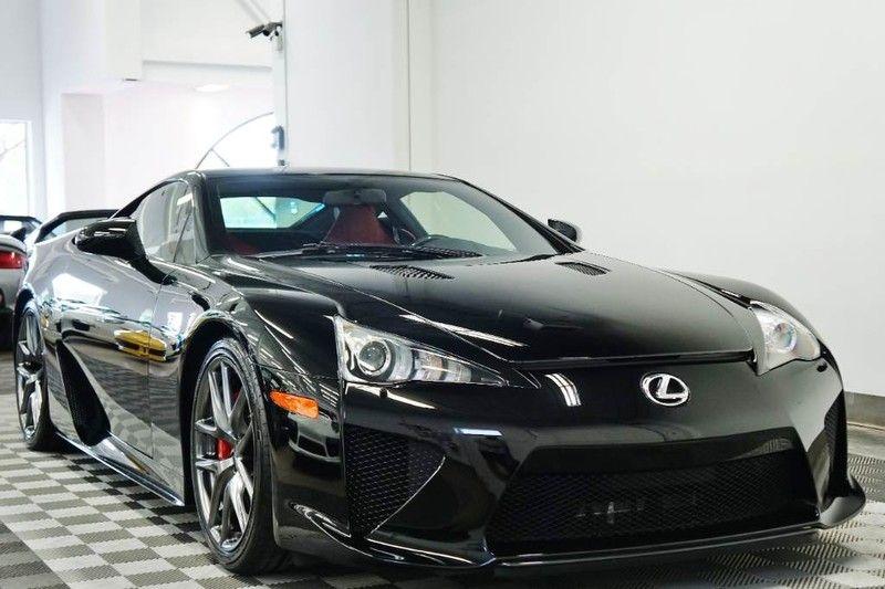 2012 Lexus Lfa For Sale At Marshall Goldman For Usd 440k Number 221 Vin Jthhx6bh9c1000219 Lexus Lfa Lexus Luxury Cars For Sale