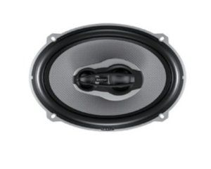 "Hertz Audio HCX 690 (HCX690) HiEnergy 6""x9"" 3Way Coaxial"