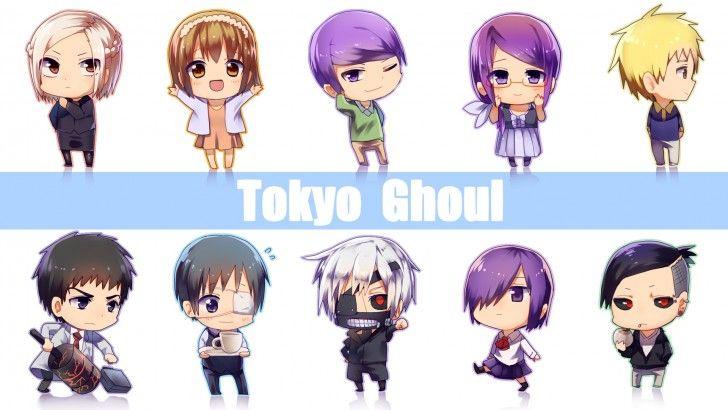 Tokyo Ghoul Chibi Cute Anime Wallpaper Full Hd 1920 Chibi Tokyo Ghoul Tokyo Ghoul Wallpapers Tokyo Ghoul