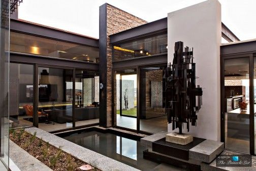 Boz house luxury residence mooikloof heights pretoria south africa also rh pinterest