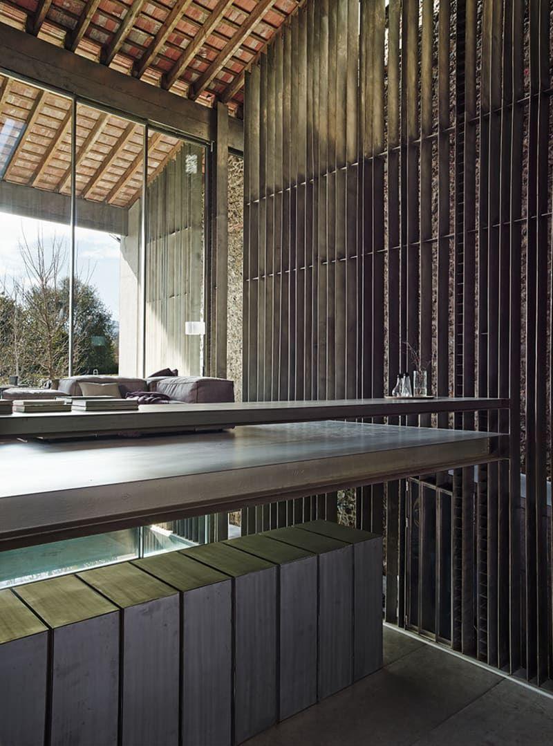 RCR arquitectes, Hisao Suzuki, Eugeni Pons · Entremuros House | AIA_ ...