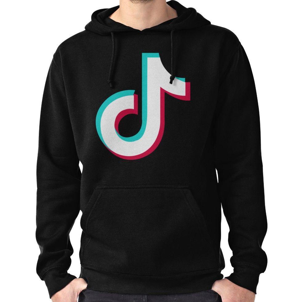 0bdd193b306b Tik tok Hoodie (Pullover) | Products in 2019 | Shirts, Tik tok, T shirt