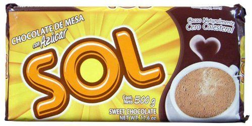 EL SOL Chocolate