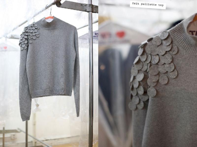 DIY Sweatshirt   Como decorar tu viejo suéter  96b4bb21dd091