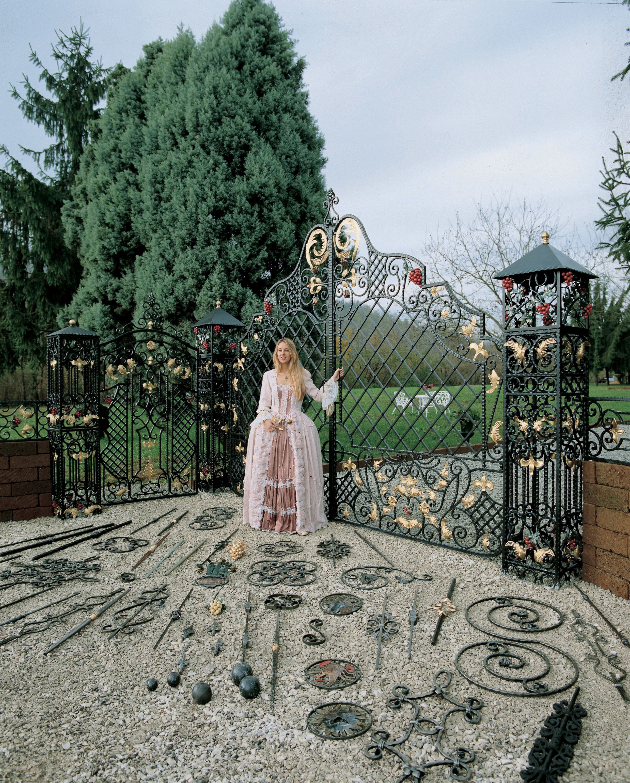 Decorative Gate and more!  InditalUSA