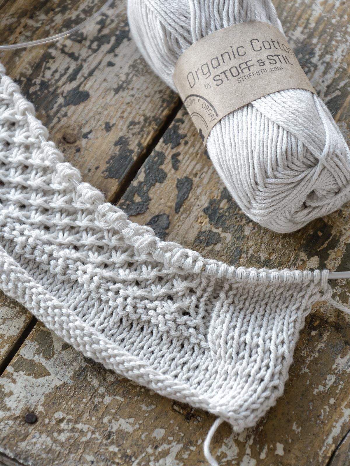 Photo of DIY | Instructions asterisk pattern and knitted kitchen towel – mxliving