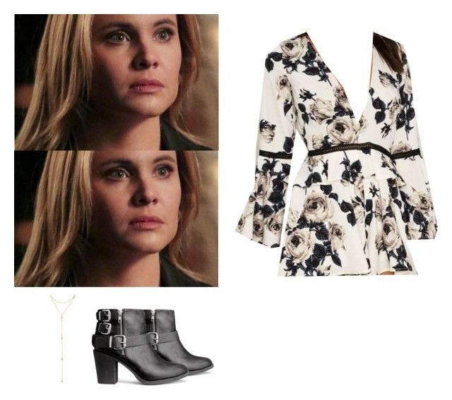 Camille O'connell - The originals by shadyannon on Polyvore featuring polyvore fashion style H&M Fragments clothing