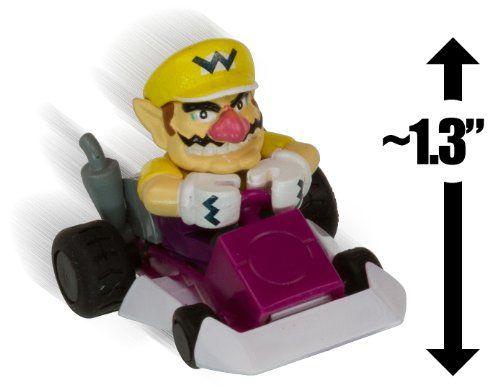 Wario 1 3 Mario Kart Ds Mini Racer 07 Niftywarehouse Com