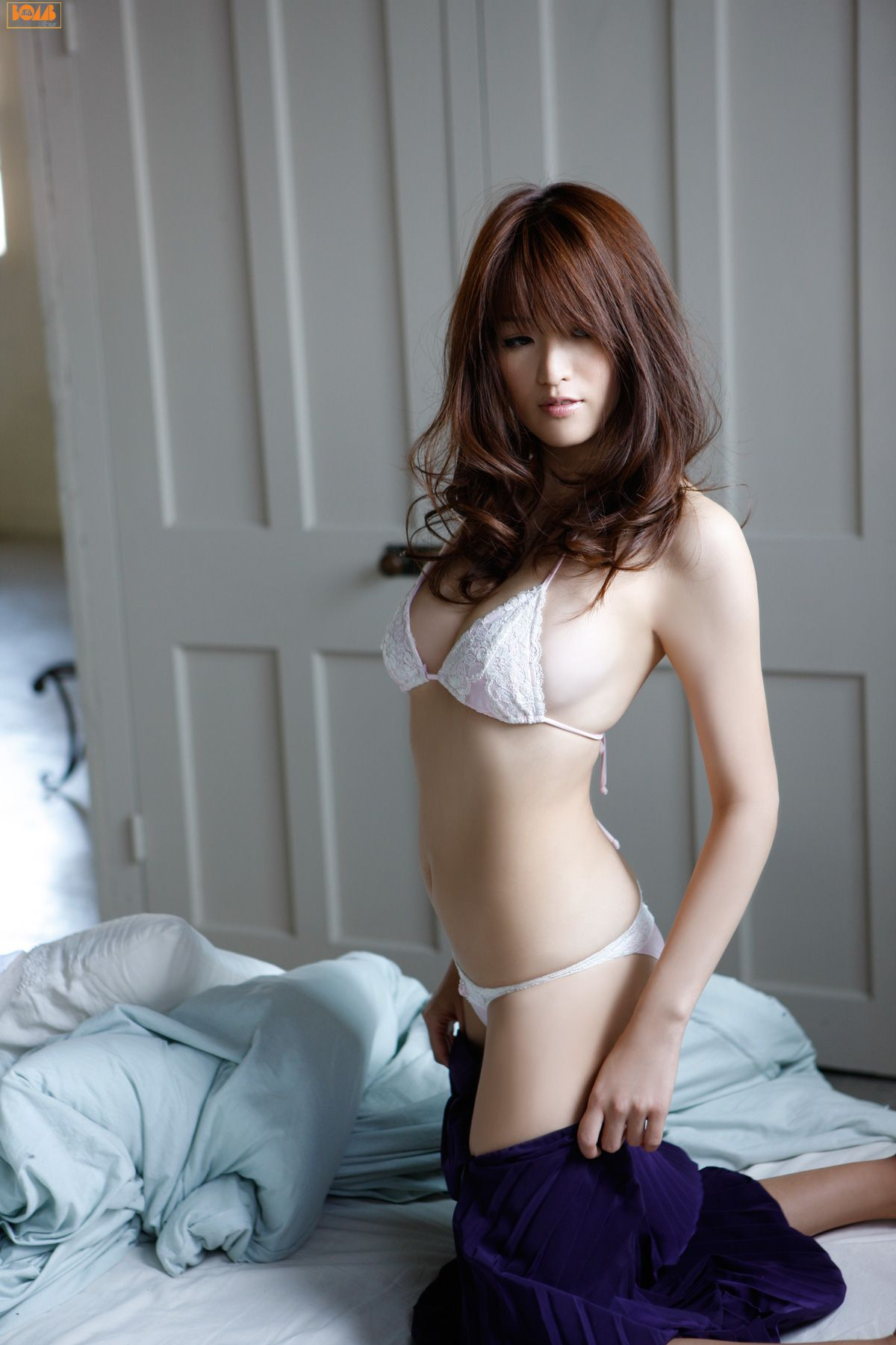 asian undress young