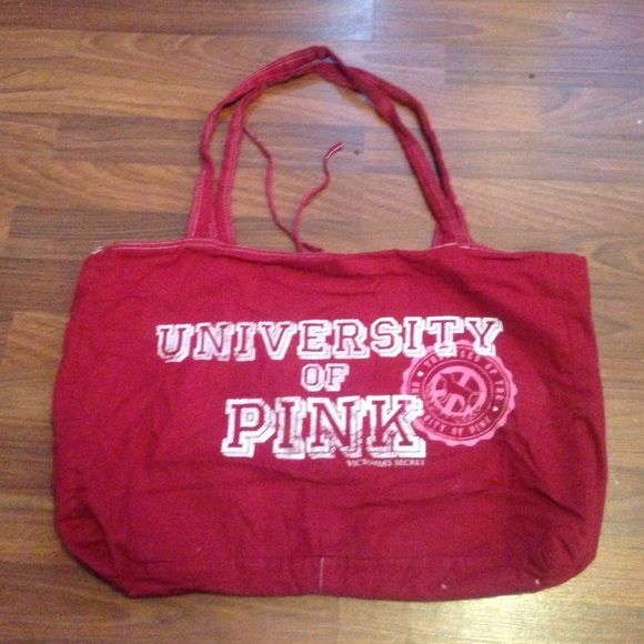 PINK Victoria secret bag Victoria secret bag very big and amazing for travel PINK Victoria's Secret Bags Travel Bags