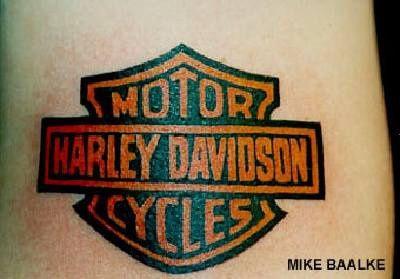 Harley Davidson Logo Tattoo Harley Davidson Logo Harley Tattoos Harley Davidson Tattoos