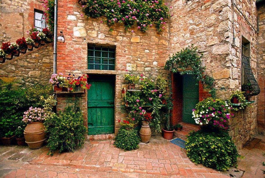 Estate Toscana tuscany italy Jardim toscano, Jardins