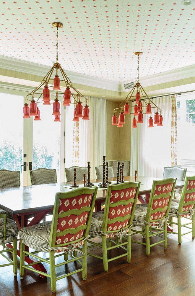 Alison Kandler Interior Design Sara Milk Glass Chandelier From Canopy Designs