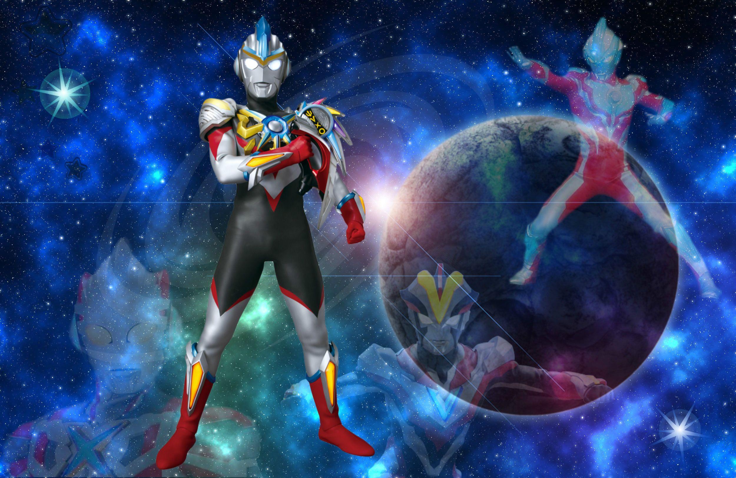 Gambar Ultraman Orb Spacium Zeperion