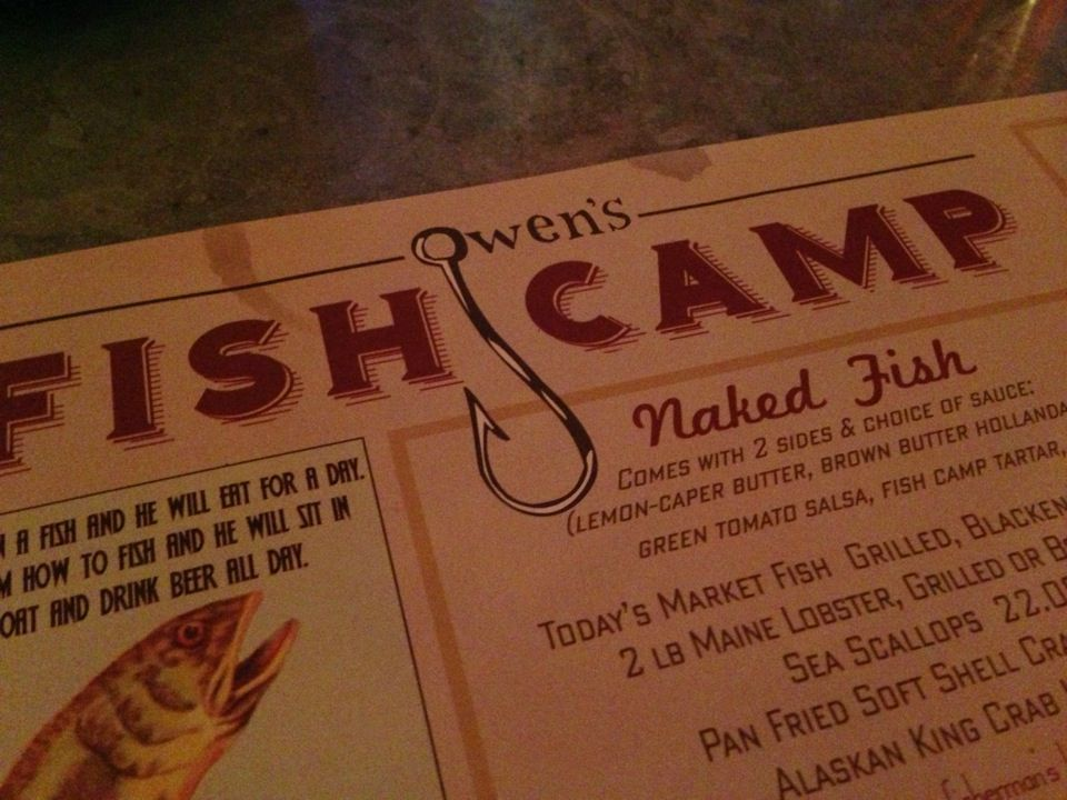 Owens fish camp with images seafood restaurant fish