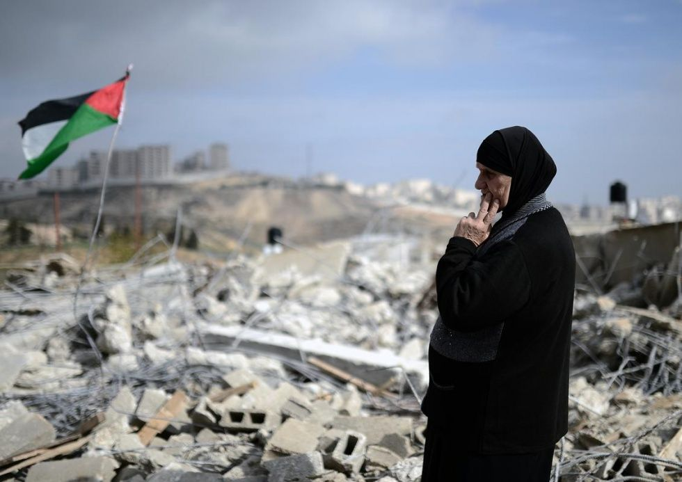 The Nakba A crime watched, ignored and remembered (With