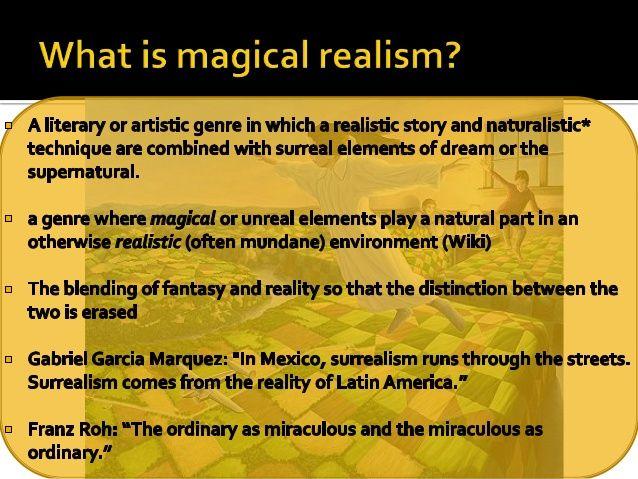 Essay on realism