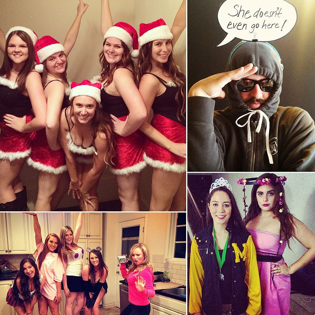29 Ways to Channel Your Inner Mean Girl This Halloween | Homemade ...