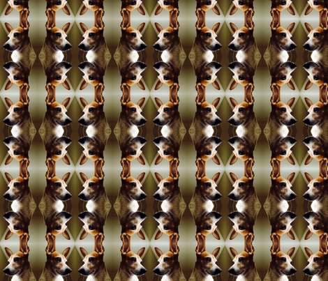 Lucy fabric by jennifermoats_ on Spoonflower - custom fabric