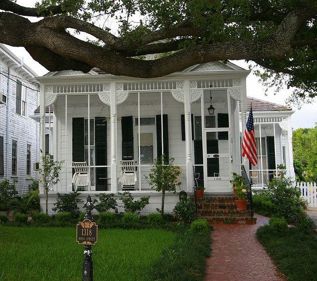 Img 3156 shotgun house shotguns and saints for Bayou cottage house plan