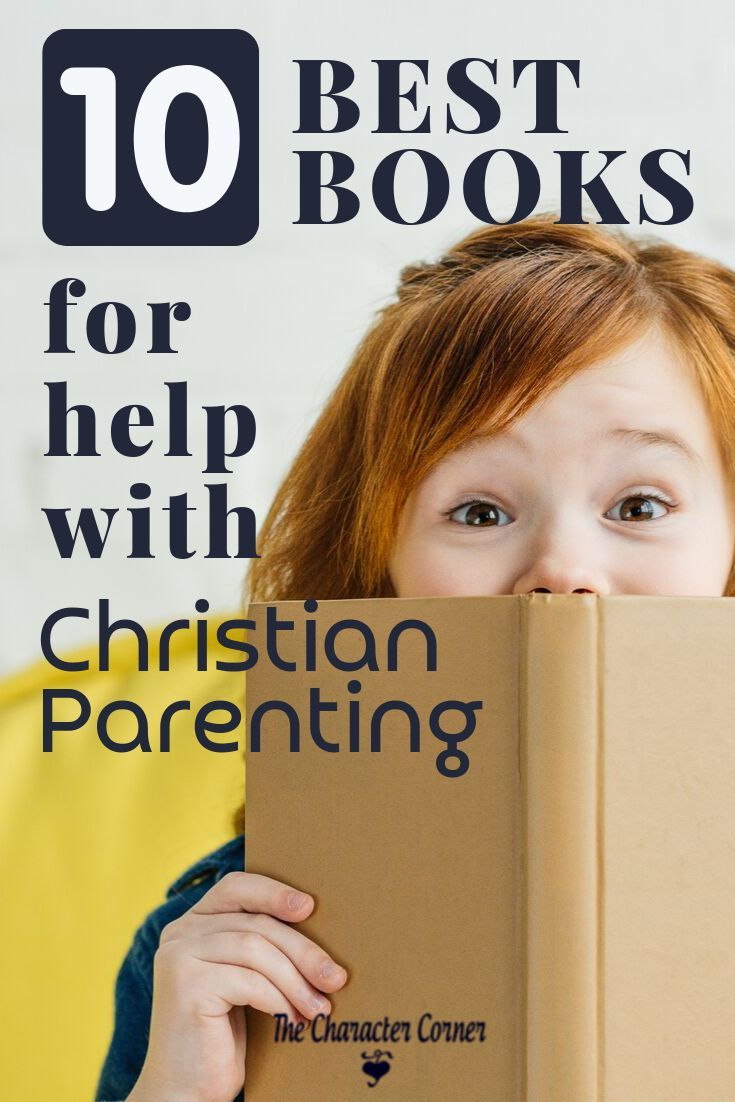 Photo of The 10 Best Books For Help With Christian Parenting – The Character Corner
