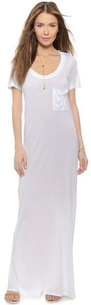 shopbop.com - Haute Hippie T-Shirt Maxi Dress   Cutout maxi dress ...